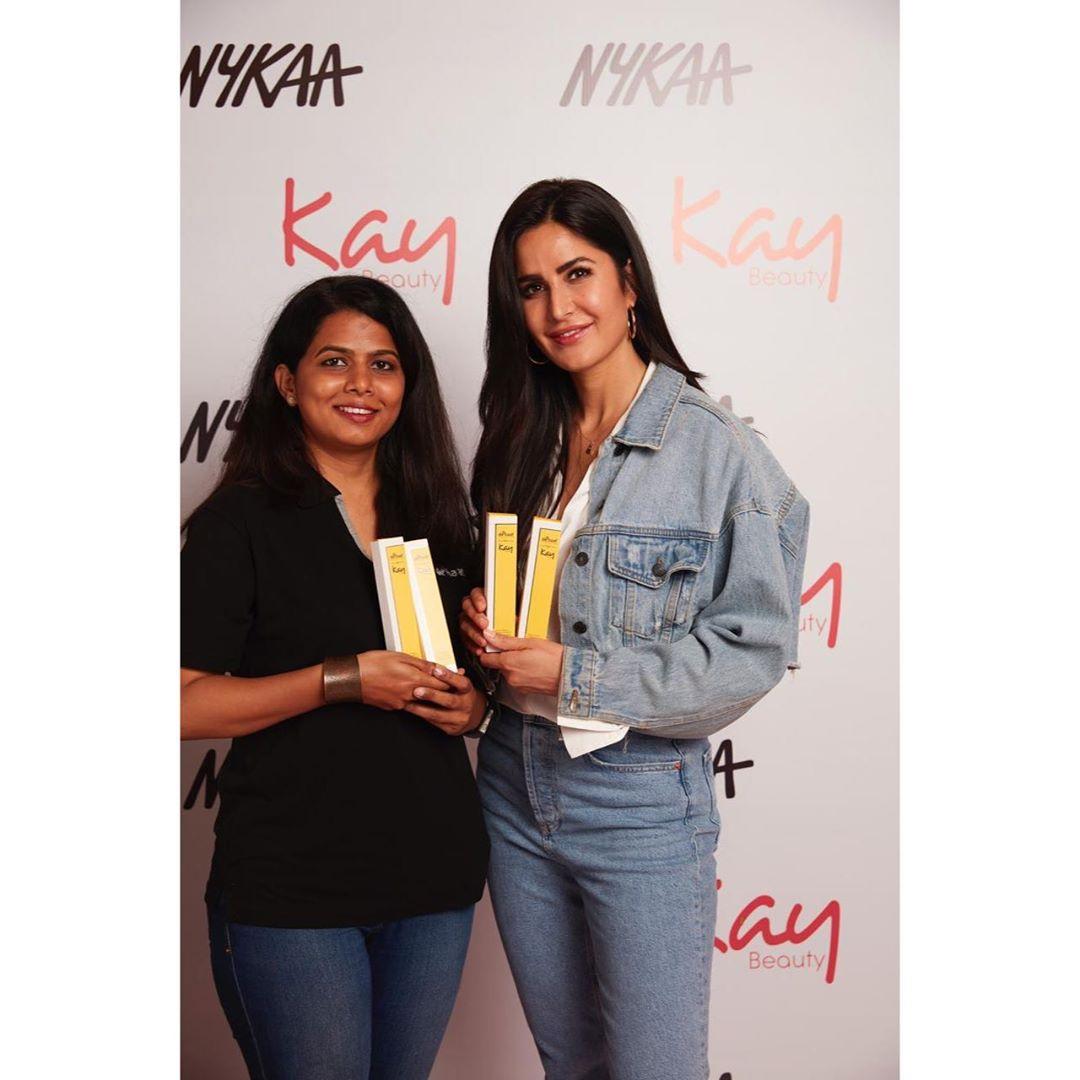 'Kare' for a Cause: Katrina Kaif's beauty line 'Kay' partners with De'haat Foundation
