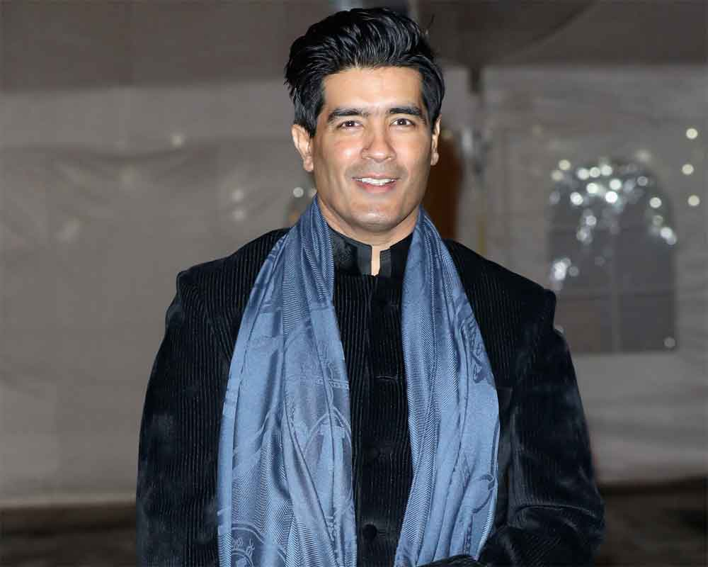 "Designer Manish Malhotra, ""Couture is Changing"""
