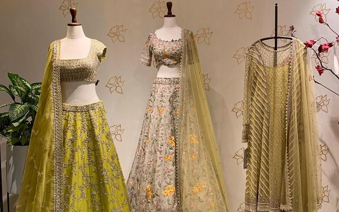 New Delhi gets Anushree Reddy's first store-in-store at Ogaan