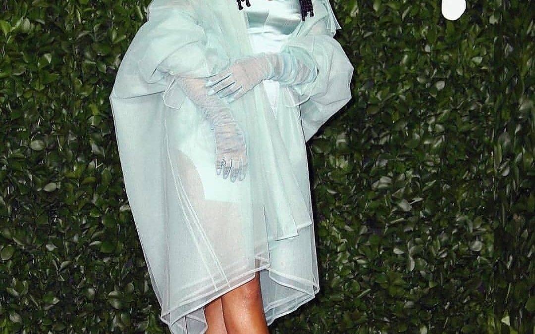 British Fashion Awards: Rihanna's Fenty bags first Award
