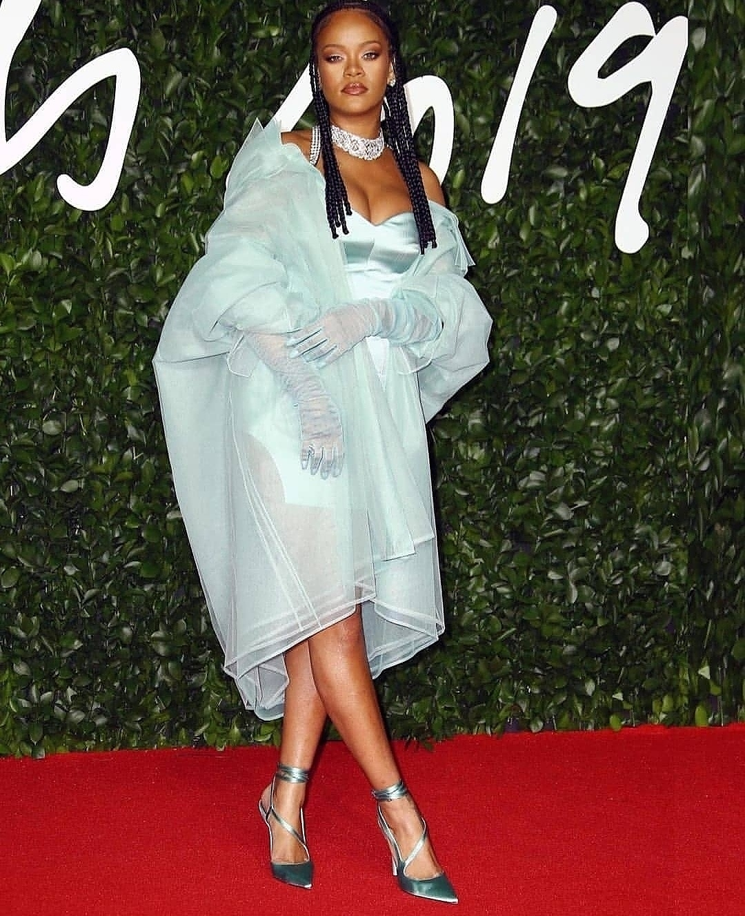 British Fashion Awards: Rihanna's Fenty bags first Award