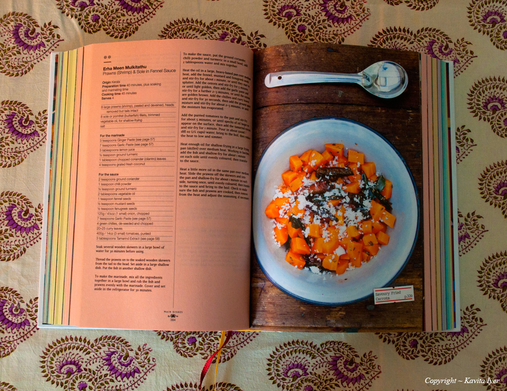 List of most popular, top 10 cookbooks showing greatness & variety of Indian food