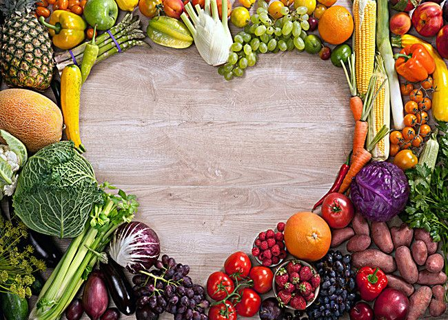 Switch to healthier food for a better lifestyle