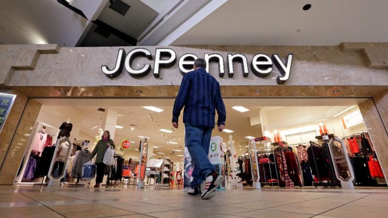 COVID-19 pushes J.C. Penny towards bankruptcy