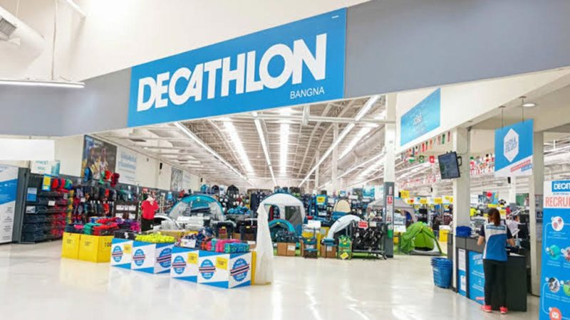 Decathlon resumes operations after lockdown with safety and hygiene measures