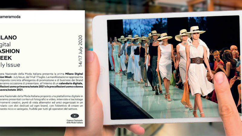 Milan, Paris and London fashion week go digital owing to COVID-19