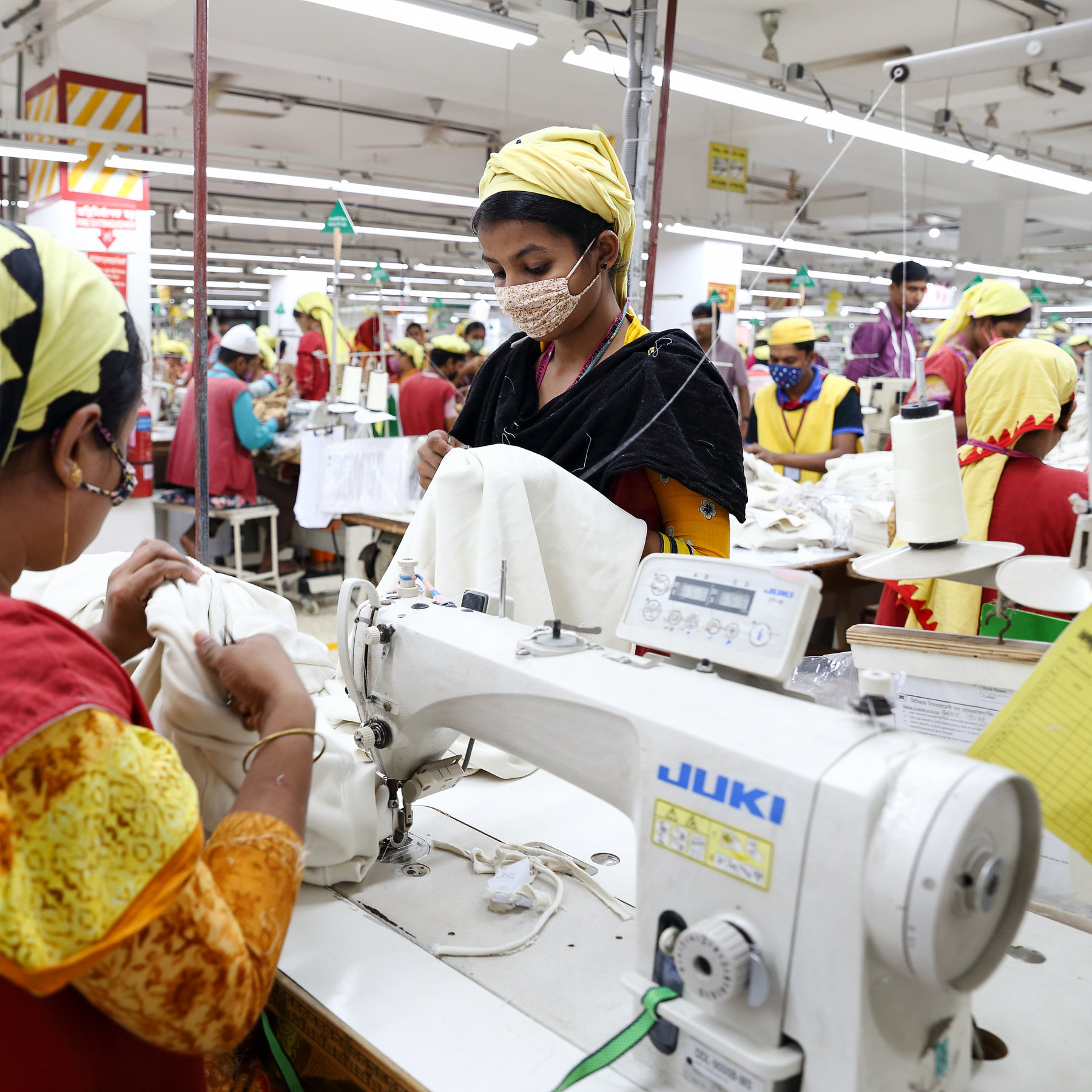 The catastrophic impact of COVID-19 on Asian garment industry