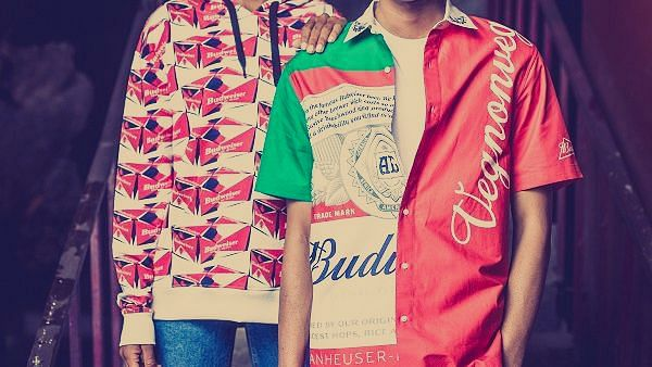 Budweiser set to hit the floor with its new apparel line