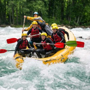 List of most popular, best River Rafting sites in India